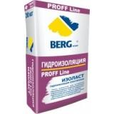 Гидроизоляция BERGhome PROFF Line ИЗОЛАСТ эластичная - 20 кг