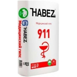 Гипс медицинский ХАБЕЗ 911 - 25 кг