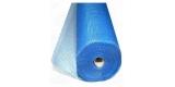 Сетка фасадная ЭКОЛАЙФ 160 гр/м2 5х5 мм - 50 кв. м.
