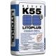 Клей ЛИТОКОЛ ЛИТОПЛЮС K55 (LITOKOL LITOPLUS К55) - 25 кг